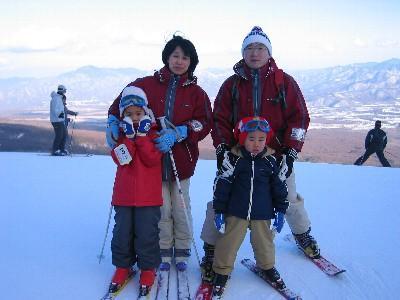 2005年のスキー
